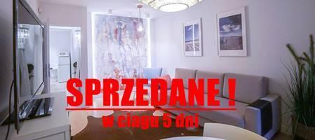 SPRZEDANE ! 2-pokojowe mieszkanie po kapitalnym remoncie świetnie         położone w Sopocie Dolnym tylko  300 metrów od plaży i morza !